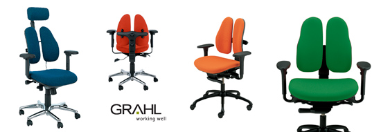 CHAIRS - AEI, Advanced Ergonomics Inc
