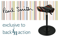 Paul Smith for Varier exclusively for Back in Action