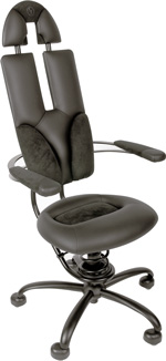 Spinalis Pilot Chair