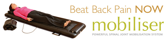 Beat Back Pain NOW - Back in Action Mobiliser