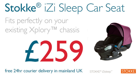 Stokke IziSleep Car Seat