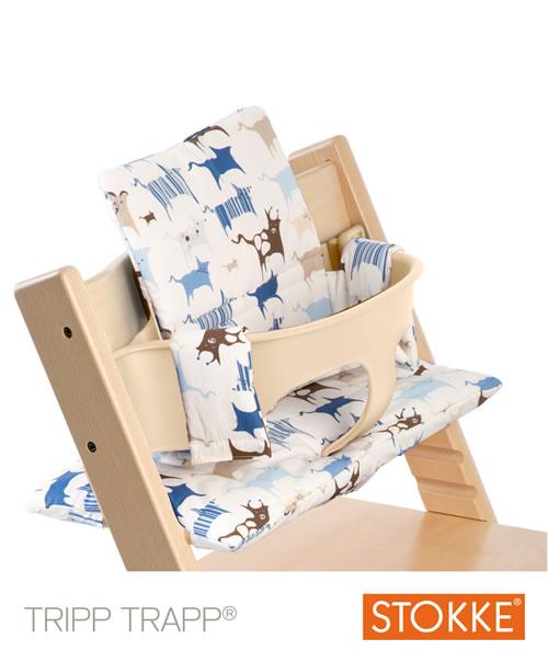 Tripp trapp high chair cushion pattern ideas HELP! (first time sewer!)