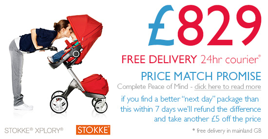 Stokke Xplory - Free Delivery