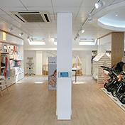 London Store Back In Action