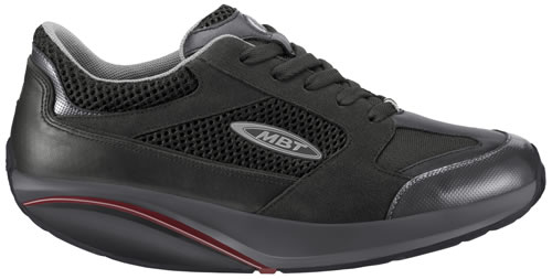 MBT Shoe - Moja Black
