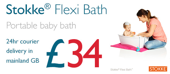 Stokke Flexi Bath Back In Action