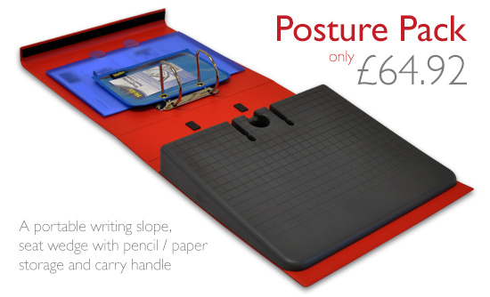 Posture Pack Back In Action