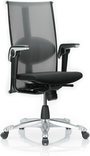 Hag H09 Chair Back In Action