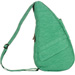 Distressed Nylon Small - Trop Green
