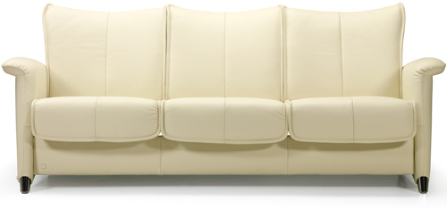 Fjords Ona 620 FS33 3 Seater Sofa - High Back