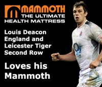 Mammoth Performance - Louis Deacon