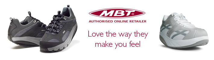 MBT Shoes – Beat Back Pain while walking