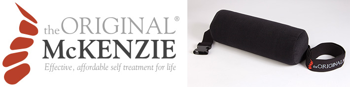 McKenzie Lumbar Roll – Affordable mild back pain solution