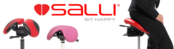 Salli Saddle – The chair for dentists