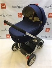 Crusi Chassis with CarryCot