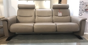 Stressless Panorama Low Back 3 Seater Sofa