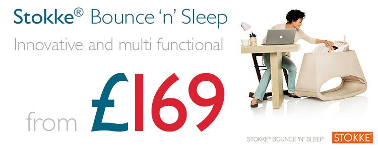 stokke bounce and sleep instructions