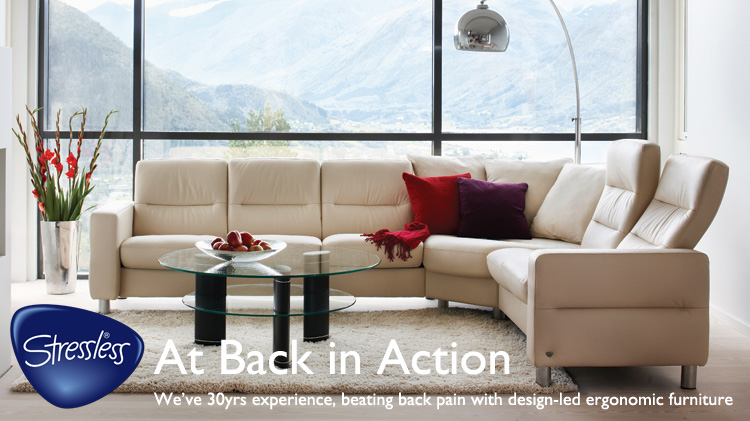 quality design b40c6 00f08 Stressless Instore Special Offers - Back in Action