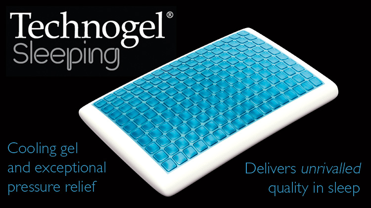Technogel Pillows - Manufacturer's Special