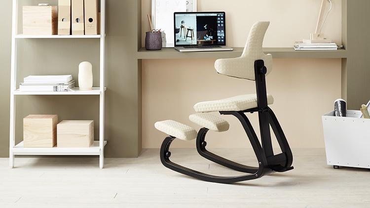 kneeling chairs back in action. Black Bedroom Furniture Sets. Home Design Ideas