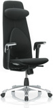 <p>The H09 9130 is more suited for an office/home office environment, rather than in a meeting room. With Tilt Down leather topped armrests and 150mm gaslift as standard.</p>