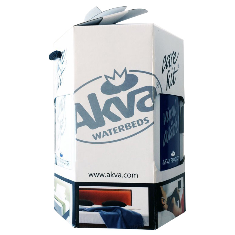 Akva Care Kit 1 (Long Life + Vinyl Wash + Akva Guard)