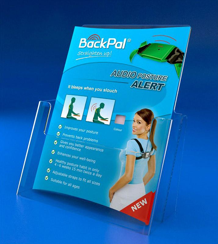 back pal - audio posture device - trains you to ga