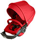 Stokke Crusi Pushchair Seat Style Kit Red