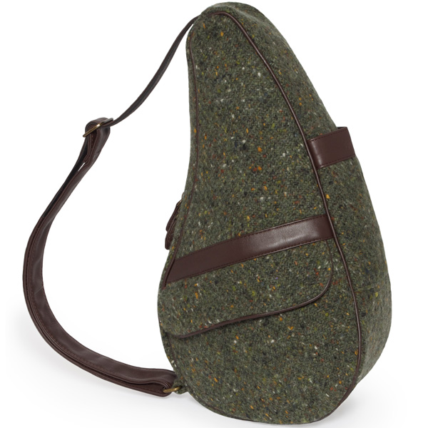Healthy Back Bag Donegal Tweed - Small