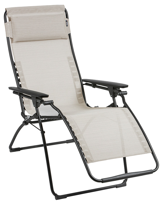 lafuma zero-gravity sun-loungers - back in action