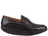 Asante 5 Slipon Black