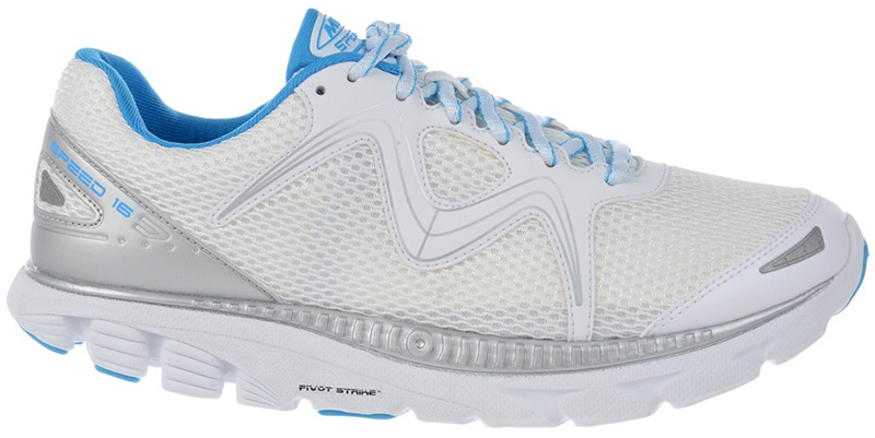 MBT Speed 16 White/Blue/Silver