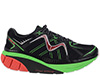 Zee 16 Running Shoe Black/Red/Lime