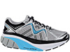 Zee 16 Running Shoe Silver/Sky Blue/Black