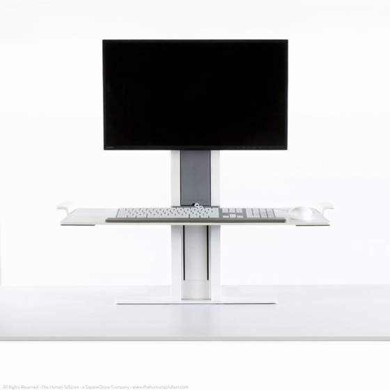 QuickStand Sit-Stand Workstation