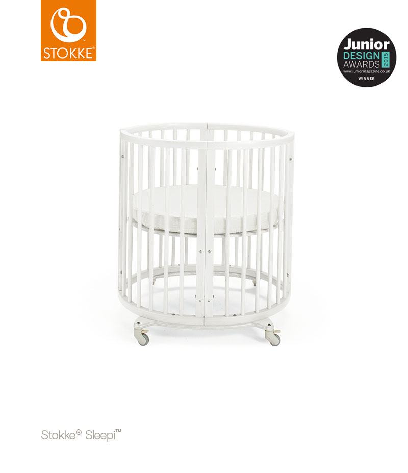 stokke sleepi back in action. Black Bedroom Furniture Sets. Home Design Ideas