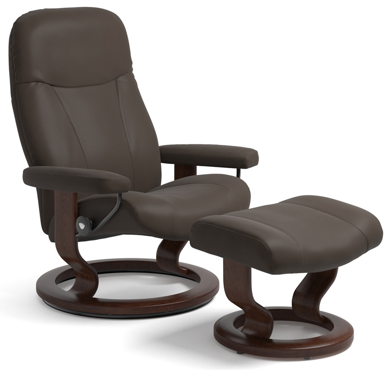 Awe Inspiring Stressless Recliners Back In Action Unemploymentrelief Wooden Chair Designs For Living Room Unemploymentrelieforg