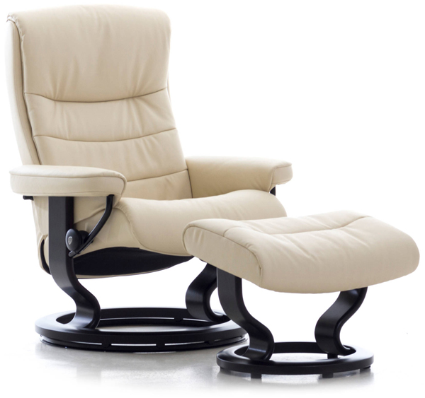 Stressless Nordic Recliner with Footstool