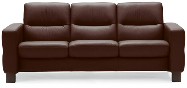Stressless Wave 3s Sofa - Low Back