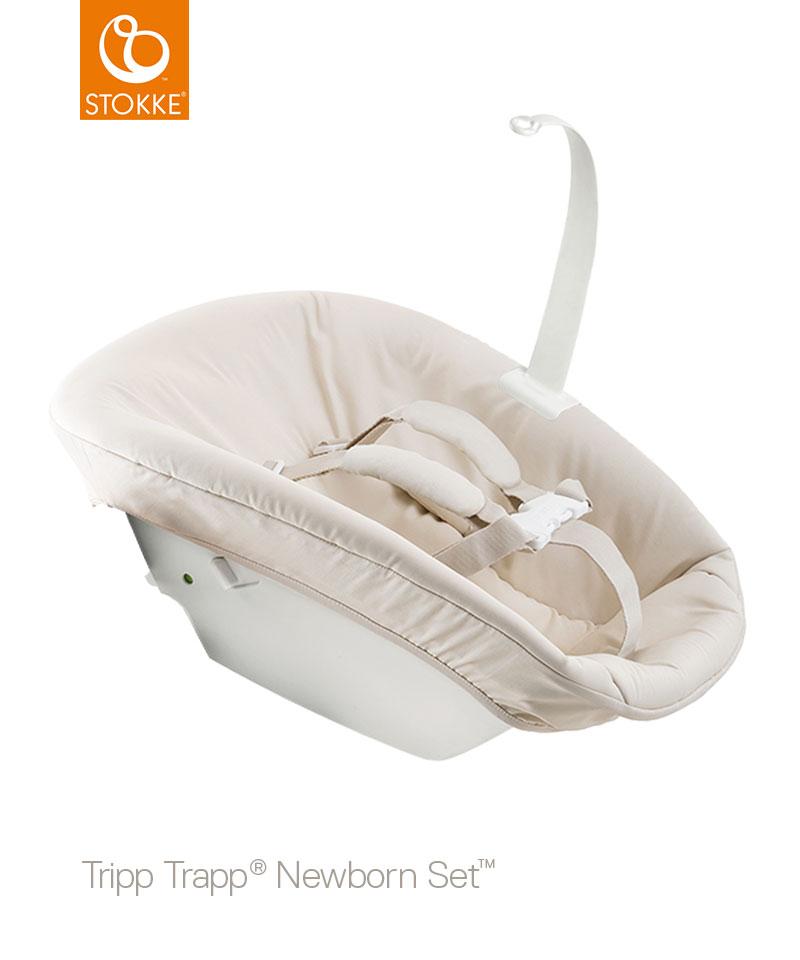 tripp trapp newborn set back in action. Black Bedroom Furniture Sets. Home Design Ideas