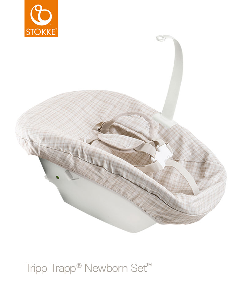 Tripp Trapp Newborn Set Back In Action