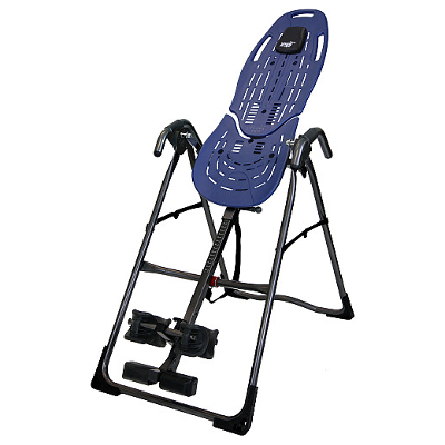 teeter inversion table  back in action